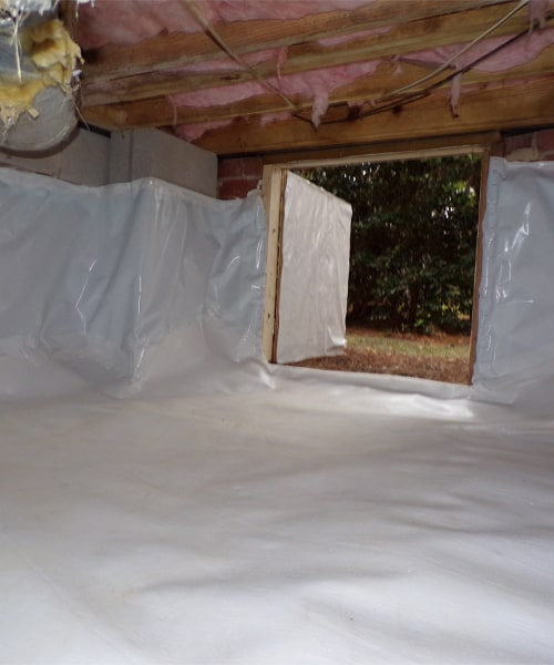 Crawl space inspections
