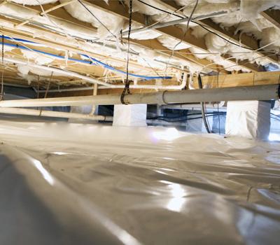 Vapor Barrier Install in Irmo SC